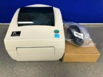 Zebra GC420D Direct Thermal Label Printer - GC420-200520-000 - USB / Parallel / Serial